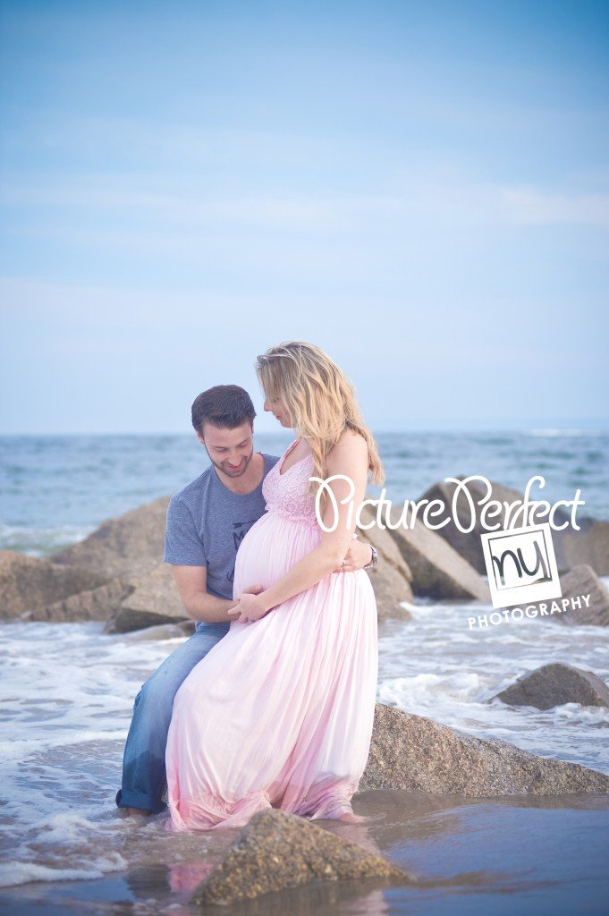 Maternity Beach Session | Brooklyn Photographer | Pictuere Perfect NY Photography