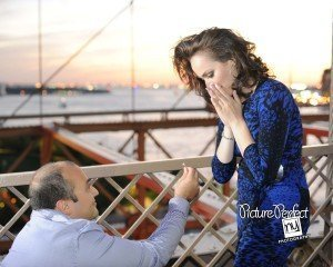 Engagement Session | Wedding Photography NYC | Brooklyn Bridge
