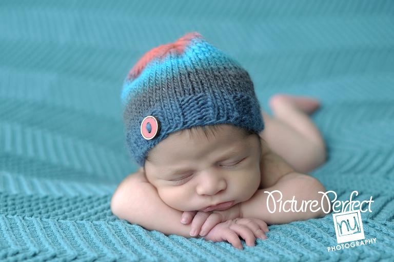 Fall Baby | Brooklyn Newborn Photography