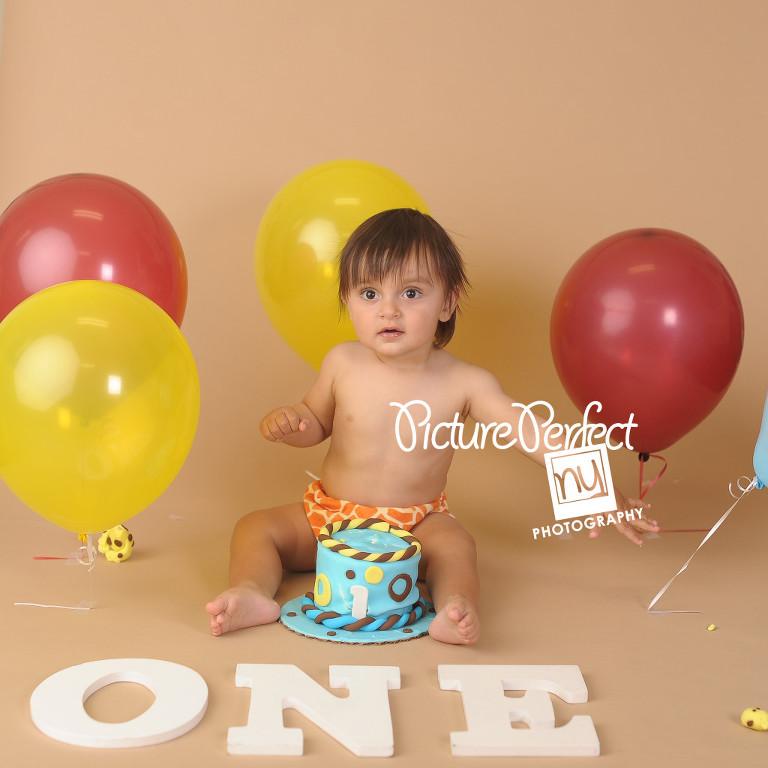 First Birthday Baby Child Photographer   Brooklyn, NY
