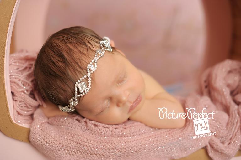 newborn infant photography