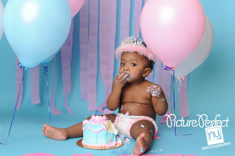 Cake smash photography Brooklyn NY