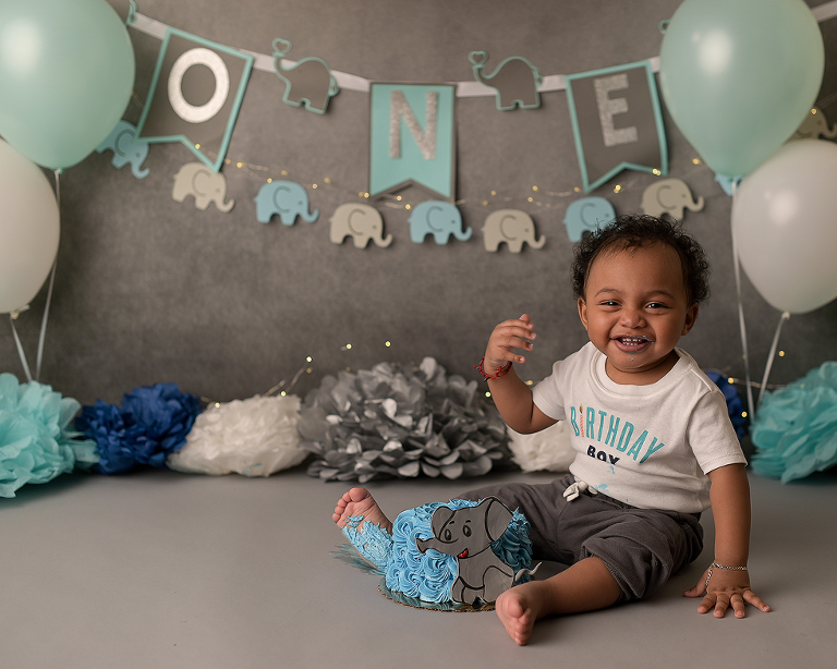 first birthday portraits nyc photographer