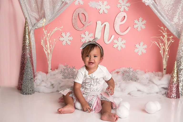 Nyc Child Photographer First Birthday Portraits
