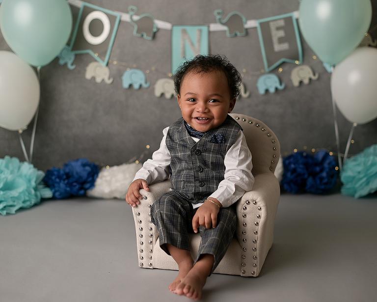 first birthday portraits nyc photographer