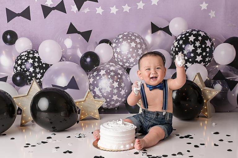 baby photography nyc cake smash