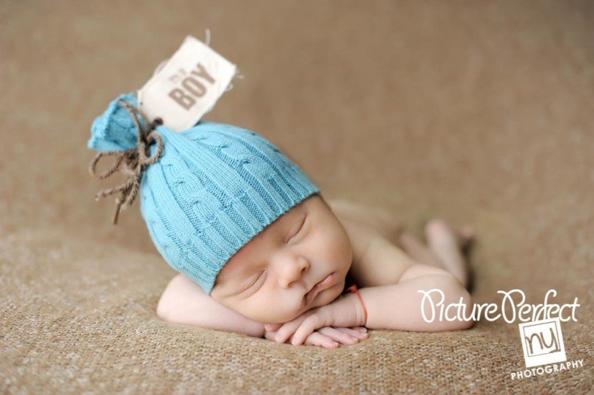 New York City Newborn Photographer David
