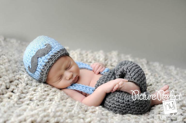 Brooklyn Newborn Photographer | Dominick