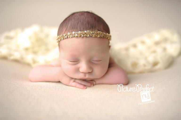 Newborn Photographer Staten Island - Baby Jeanette