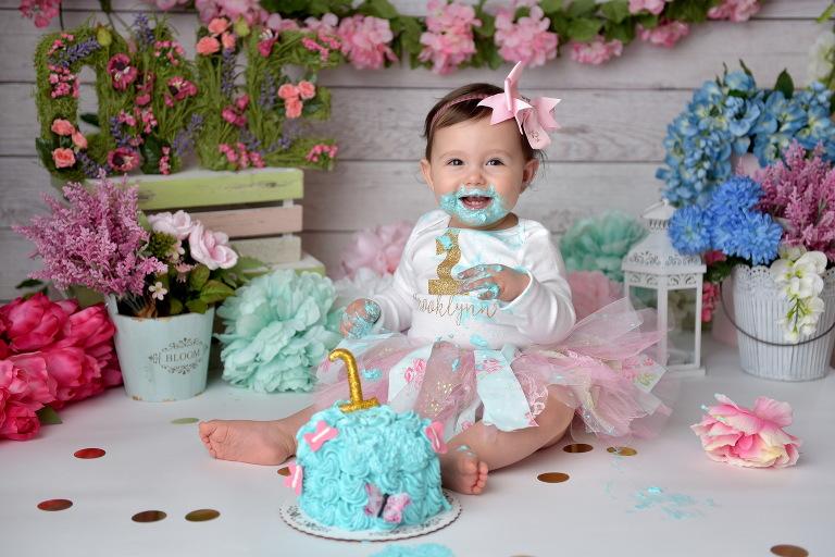 cakesmashflowergirls