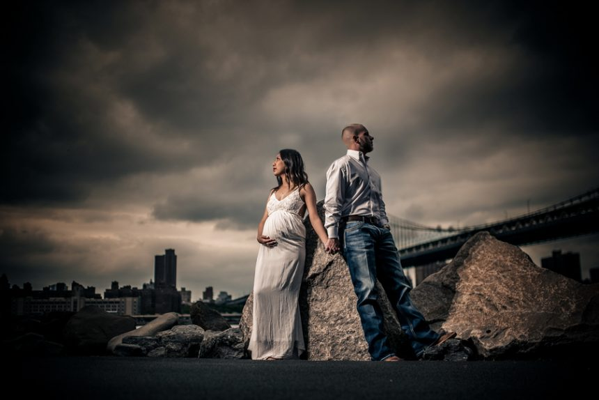 Brooklyn NY Maternity Photographer