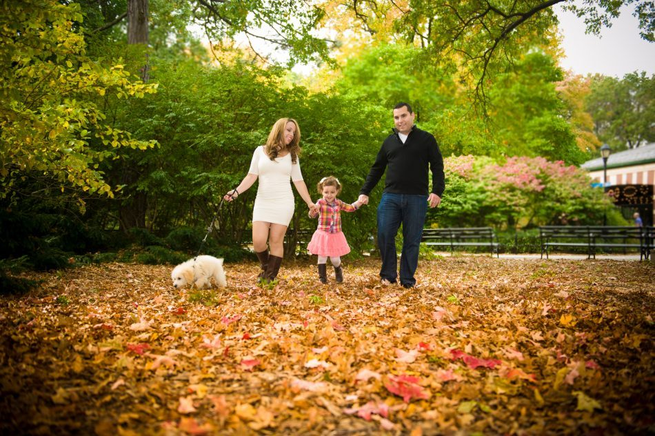 NYC family portrait photographer