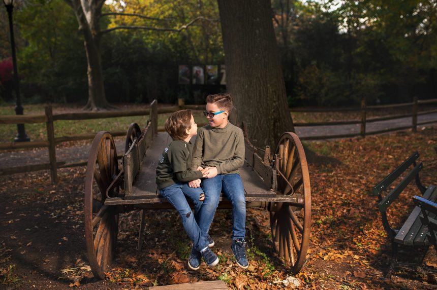 NYC Fall Family Session