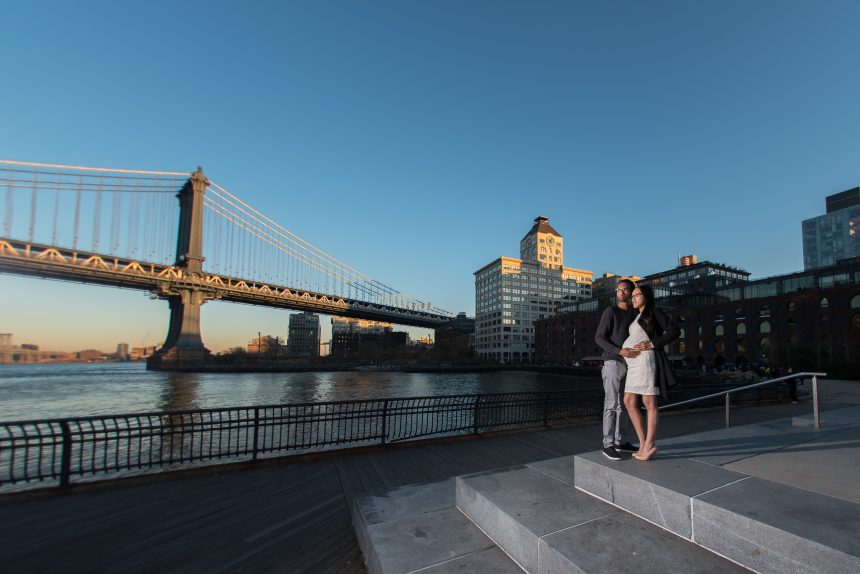 NYC Outdoor Maternity Session
