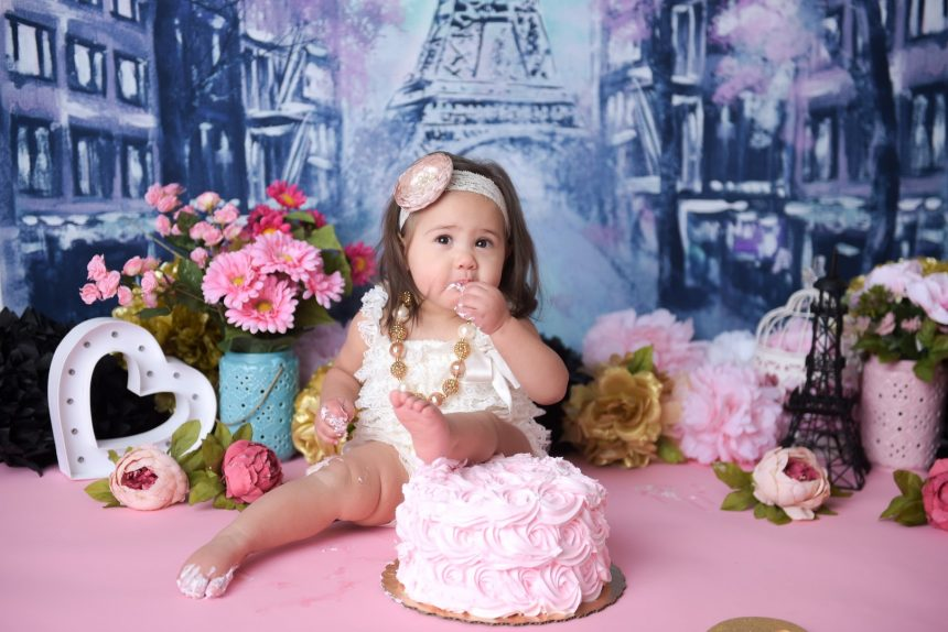 nyc baby cake smash photographer