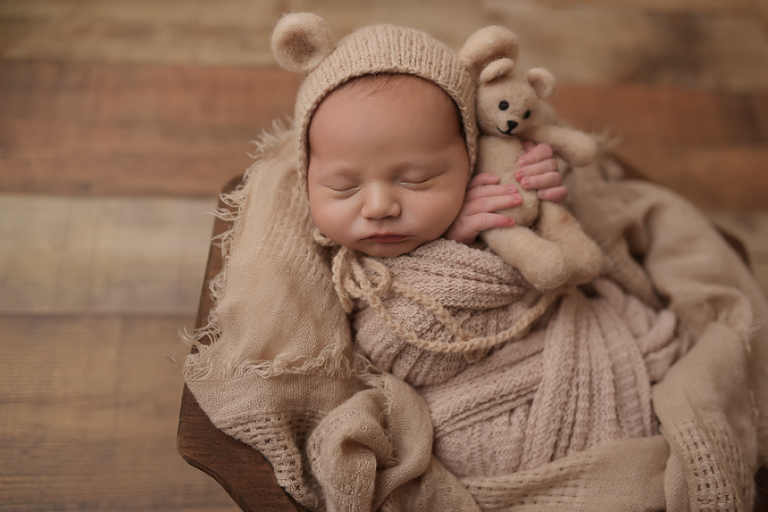 nyc newborn teddy bear friends