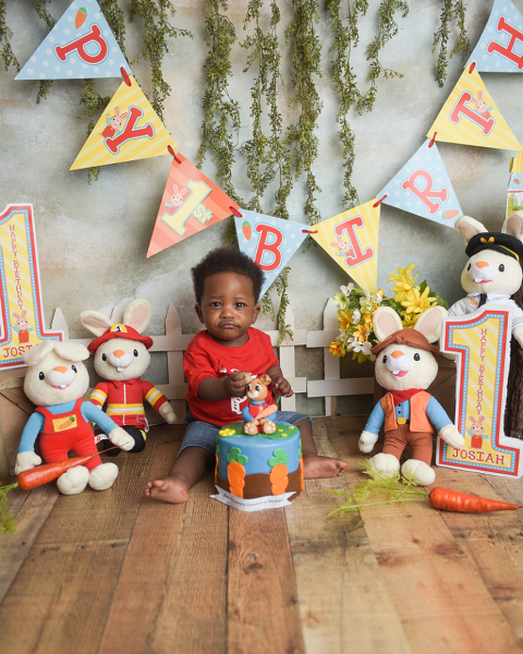 Baby First Birthday Shoot NYC