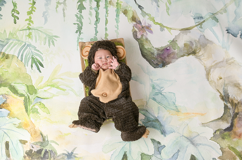 new york newborn baby photography