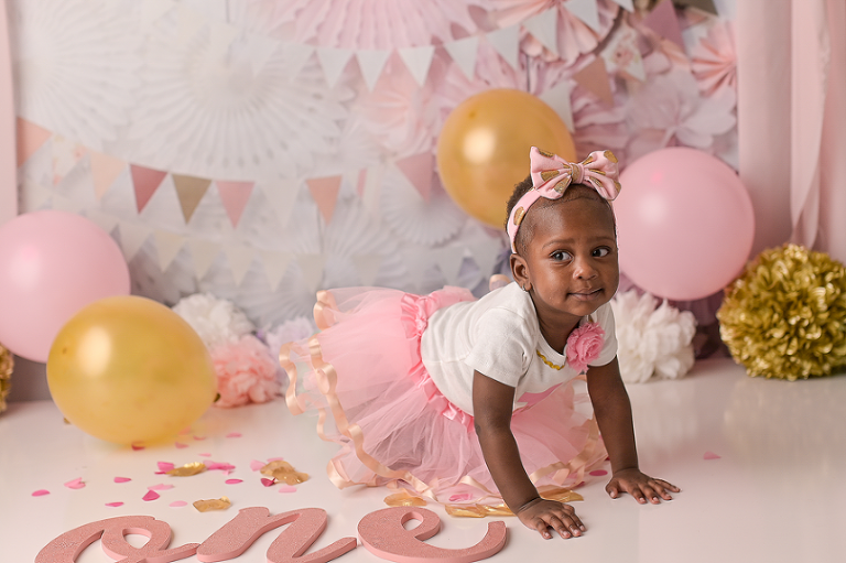 Cake Smash Mini Session | Brooklyn NYC Portrait Studio