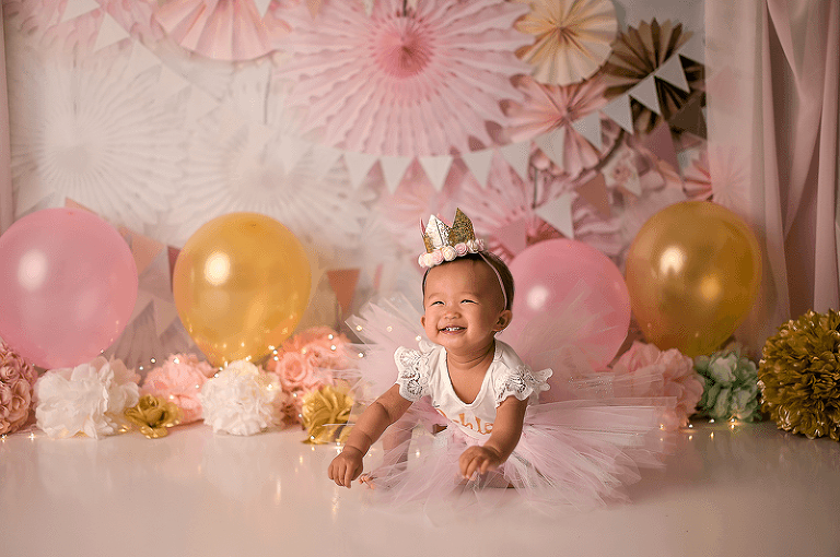 Cake Smash Photography Packages | Picture Perfect NY