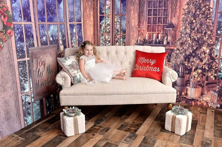 xmass room holiday session nyc photographer