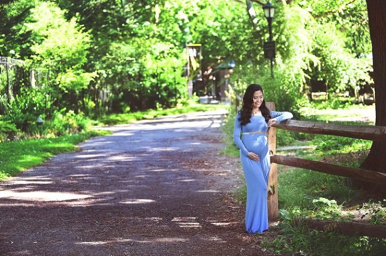 from bling to life nyc photographer maternity session